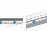 CDM-FLOOR-T schematische weergave
