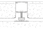 Schematische weergave CDM-MACHINE-MONT met elastomeren