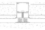 Schematische weergave CDM-MACHINE-MONT met stalen veren