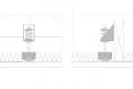 Schematische weergave CDM-PRJ