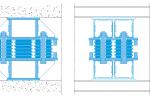CDM-VHS-BOX schematische weergave